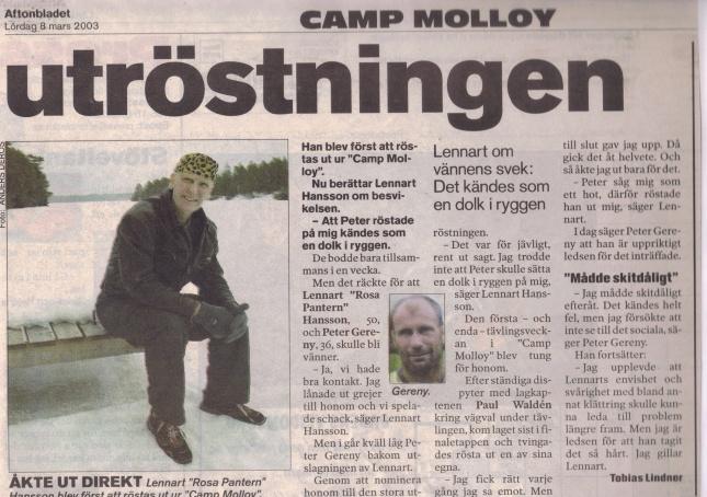 Ur Aftonbladet