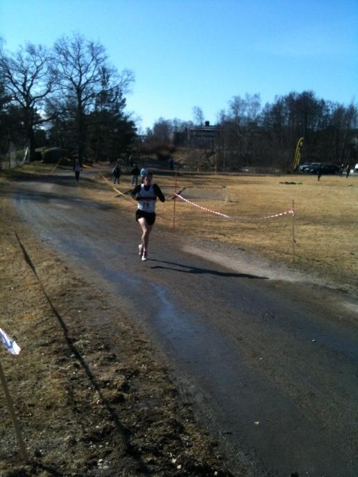 Henry Gross var bäst på 4 kilometer!