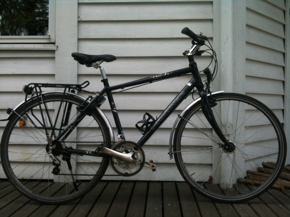 Cykla är bra som AT!