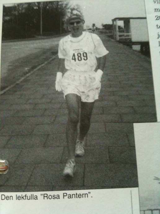 Kiel Marathon någon gång på 90-talet!