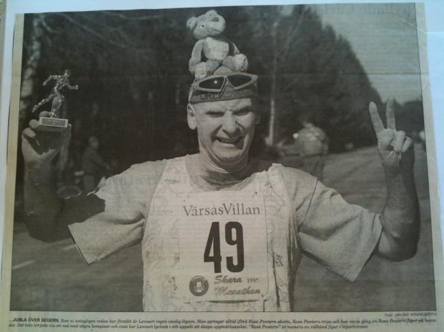 Skara Marathon ur NLT