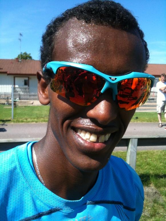 """Mustafa """"Musse"""" Mohamed vann Åsaloppet överlägset!"""