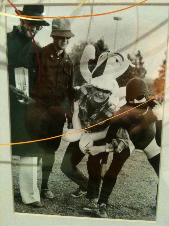 Gänget samlat, foto från expressen