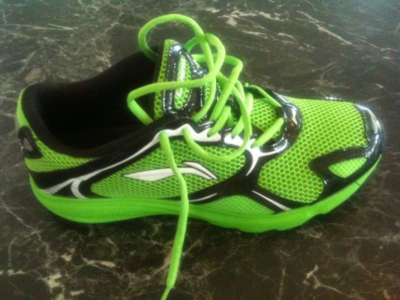 Li-ning, Basic Light-weight Running Shoe