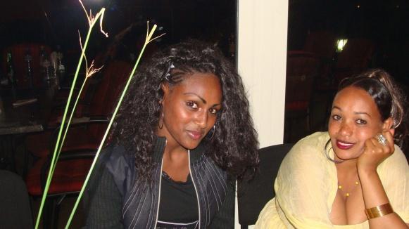 Vackraste kvinnan jag trffat var från