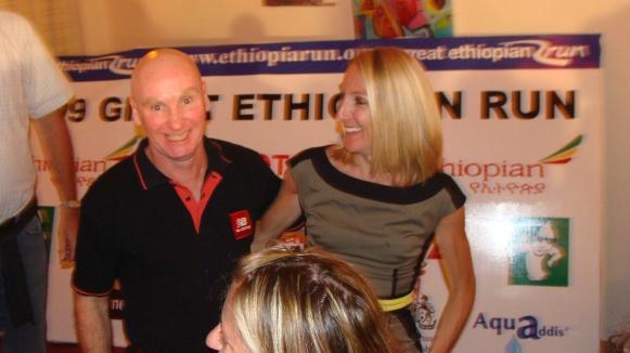 Paula Radcliffe utan