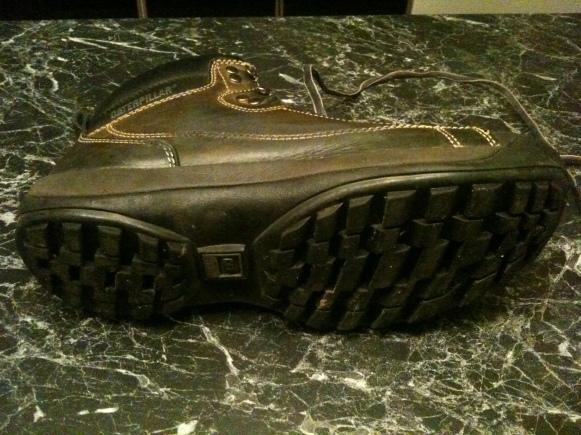 Dessa skor ska ge bra grepp i snö -