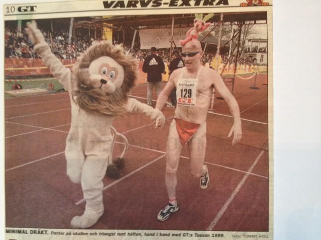 Hungriga Lejon/Pantrar jagar bäst!