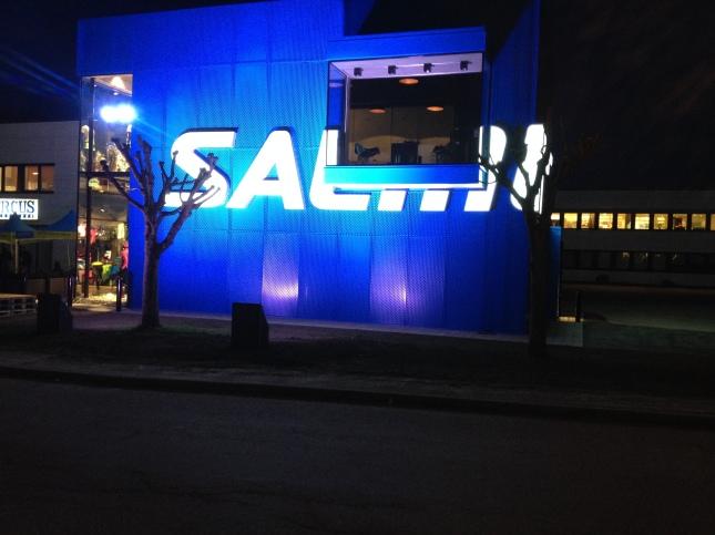 Specialbutik för Salming löpning!