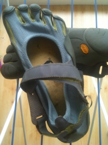 Fivefingers by Vibram!