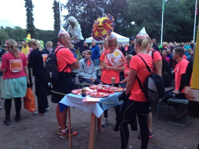 Segrare i Maskeraden Midnattsloppet Göteborg!