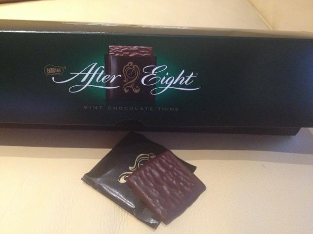 Choklad är bra! Under tävlingssäsong kan du äta mer!