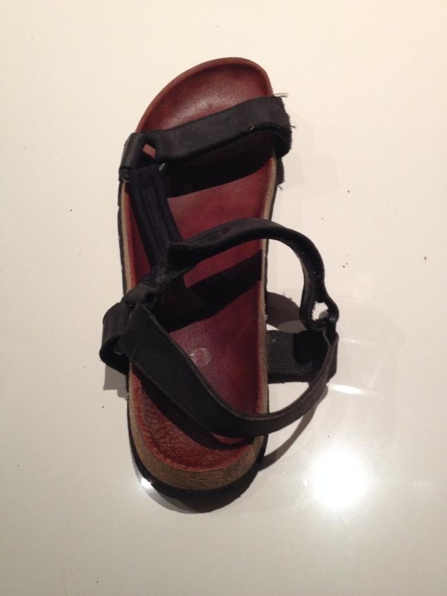 Bäst passform på alla skor - sandaler!