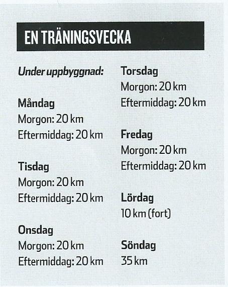 Anders Gärderuds grundträning! från Runner's World Dec 2014