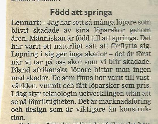 Ändå mera ur VK från 1996!