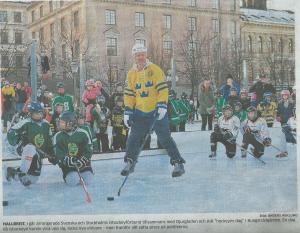 """Mats """"sudden"""" Sundin från dagens Göteborgs Post!"""