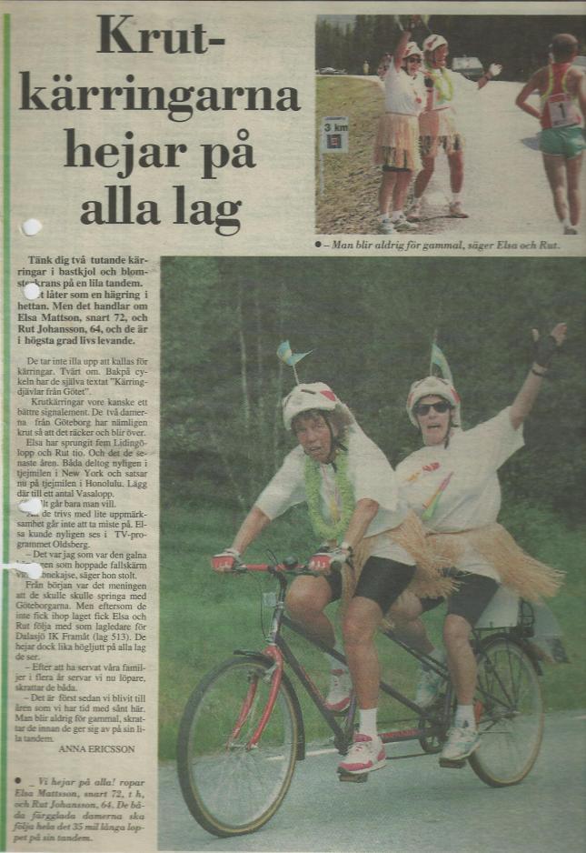 Ur Västerbottens Kuriren!