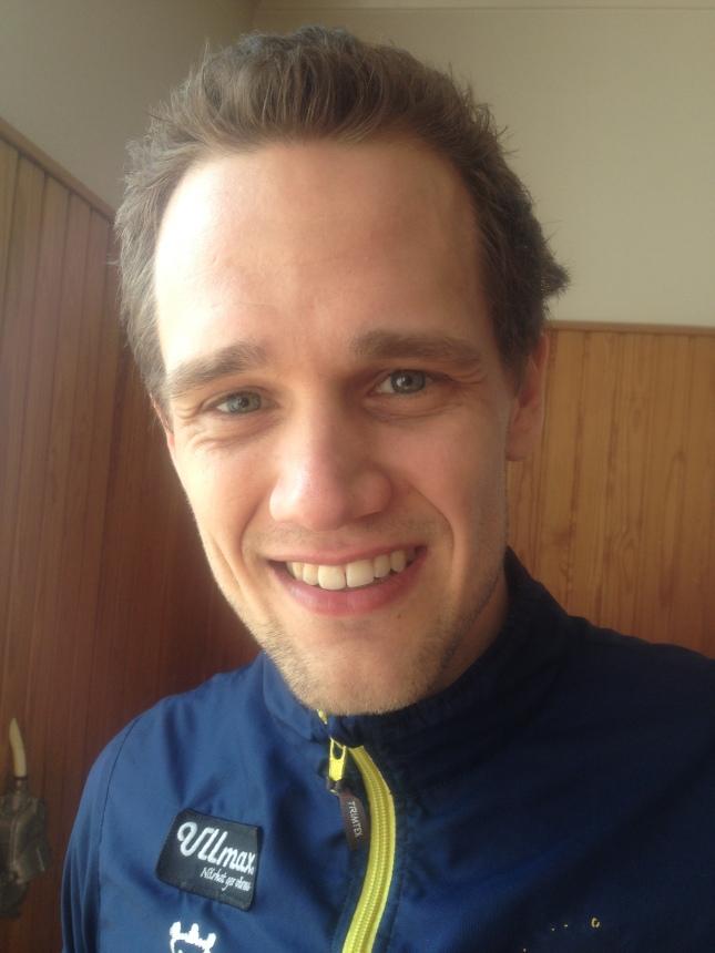 Henrik Jansson efter upploppet!