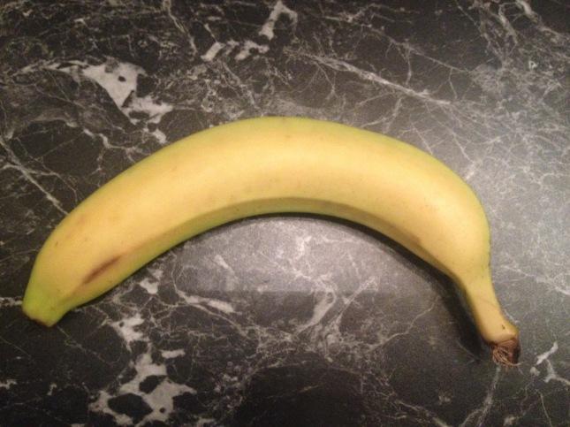 Inte konstigt att bananer serveras efter loppen!