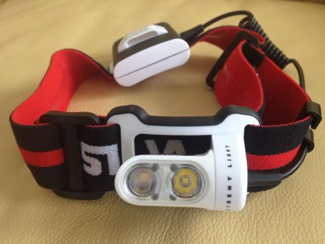 Silva Headlamp Trail Runner ll!