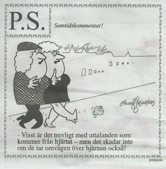 Ur Göteborgs-Posten!