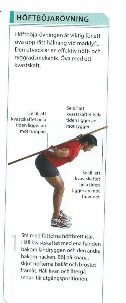 """från boken """"Den kompletta löpar- och maraton-boken!"""