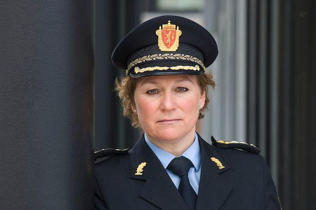 Politimester Christine Fossen gav många svar, det gjorde ingen av de andra föredragshållarna!